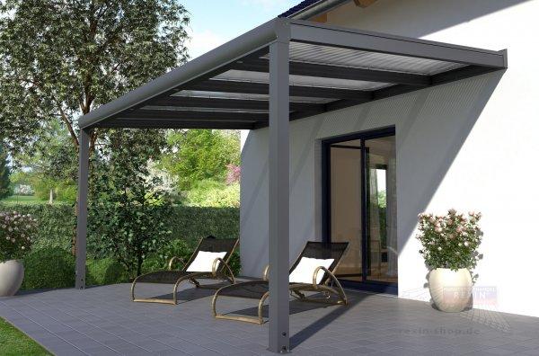 Terrassenuberdachung Preise Alu ~ Terrapremium xxl alu terrassenüberdachung m m ▷ terrasse